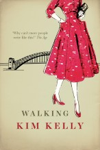Walking front cover