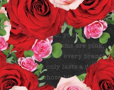 her last words roses